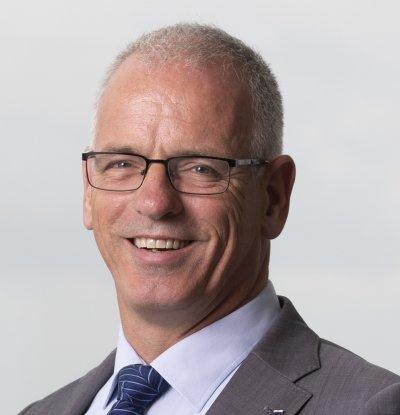 Wethouder Jan Martin van Rees